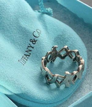 Tiffany ring xoxo for Sale in Darien, IL