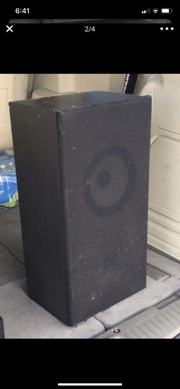 (5) AUDIO SOURCE SURROUND SOUND SPEAKERS
