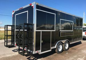 18`X8 CONCESION TRAILER FOR FOOD for Sale in Brownsville, TX