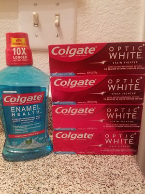 Colgate bundle for Sale in Coppell, TX
