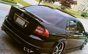 ONLY SERIOUS BUYERS! Acura TL from 2006 BLACK color for Sale in Miami, FL