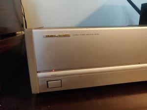 Marantz sm80 power amplifier for Sale in Salt Lake City, UT