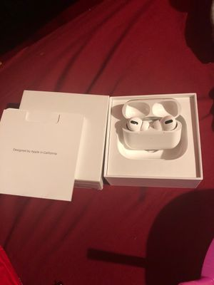 Air pods pro for Sale in Longview, TX