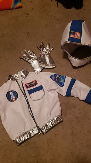 4T-5T astronaut costume for Sale in El Monte, CA