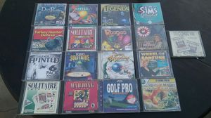 80+ PC games for Sale in Bakersfield, CA