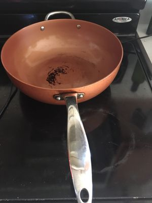 "Copper Chef 12"" Sauté Pan for Sale in Bloomington, IN"