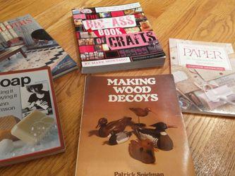 Craft Books! for Sale in Mercer Island,  WA