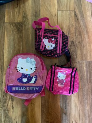 Hello kitty bags for Sale in Goodyear, AZ