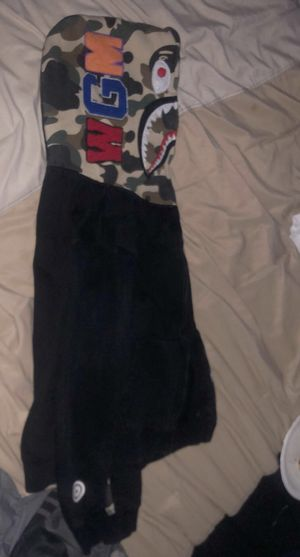 Bape jacket (size large) for Sale in Las Vegas, NV