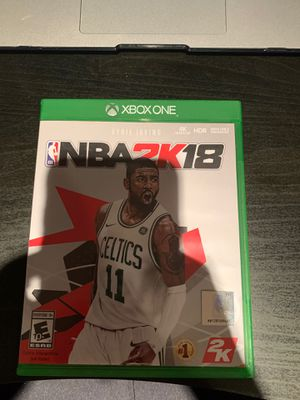 NBA 2k18 for Sale in Gaithersburg, MD