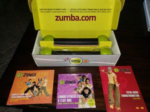 Zumba Fitness, NEW!! NEVER USED! for Sale in Mesa, AZ