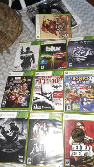Xbox 360 video games for Sale in Washington, DC