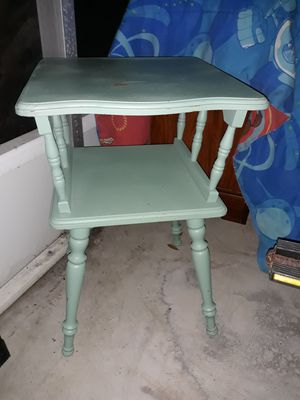 Antique side table for Sale in Englewood, FL
