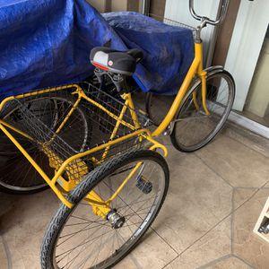 Vintage Tricycle Heavy Duty Made In Glendale Az. Read Desciption for Sale in Phoenix, AZ