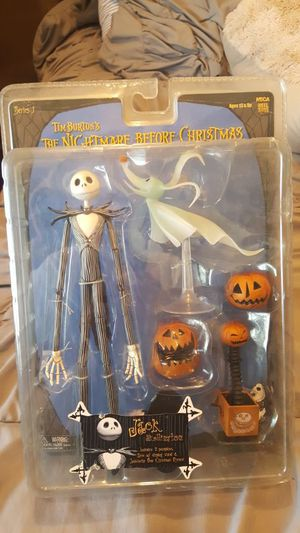 Nightmare before christmas Jack for Sale in Lake Stevens, WA