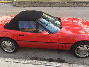 1988 Chevy Corvette convertible for Sale in Greenacres, FL