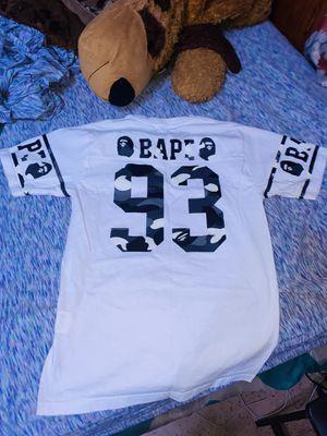 Bape Glow in the dark shirt for Sale in Philadelphia, MS