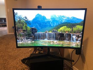Samsung curve monitor for Sale in Graham, WA