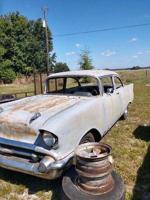 1957 Chevy Bel Air 2 Door for Sale in San Antonio, FL