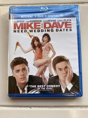 Mike and Dave Need Wedding Dates blu ray+dvd+digital for Sale in Aventura, FL