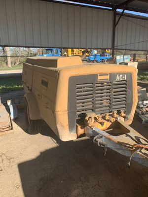 1969 Atlas Copco towable compressor XAS120 for Sale in San Antonio, TX