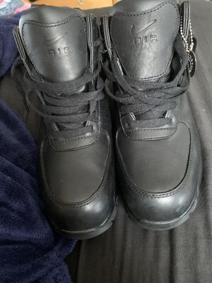 Black nike boots for Sale in Middle River, MD