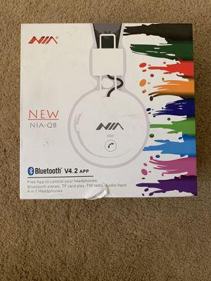 NIA wireless headphones for Sale in Riverside, CA