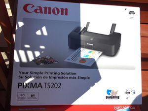 Canon printer for Sale in Milwaukee, WI