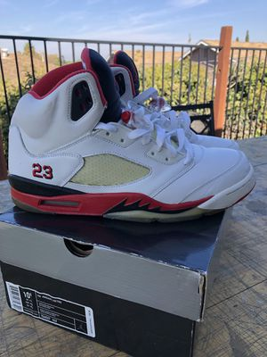 100% Authentic Nike Air Jordan retro 5 size 10.5 for Sale in Corona, CA