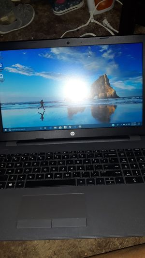 2018 HP Notebook Laptop 15.6inches for Sale in Anniston, AL