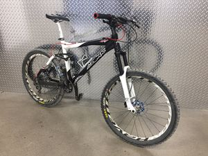 Large Azonic dual suspension mountain bike for Sale in Chandler, AZ