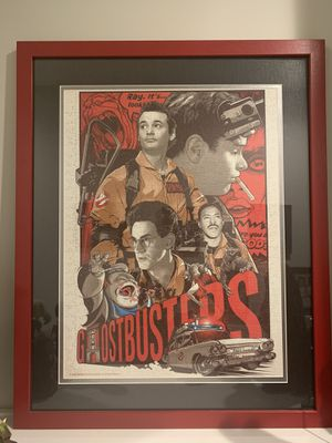 Original Ghostbusters Picture Frame for Sale in Lincoln, NE