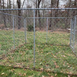 Outside Dog Kennel 10 X 10 for Sale in Salem, NH