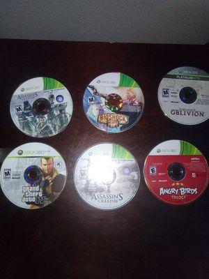 Xbox 360 games. for Sale in Azalea Park, FL