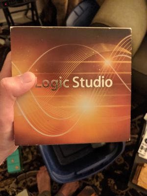 Logic Studio for Mac for Sale in Los Angeles, CA