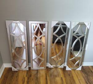 4 mirrors wall decor for Sale in Saint Cloud, FL