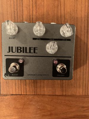 Lovepedal Jubilee plus boost (Marshall in a box) for Sale in Los Angeles, CA