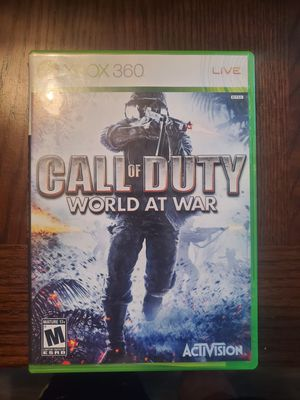 Xbox 360 call of duty for Sale in Conklin, NY