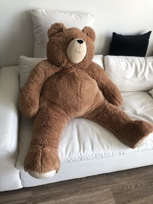 Huge Teddy Bear - new with tags for Sale in Beverly Hills, CA