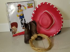"TOY STORY ""Jessie costume"" for Sale in Hialeah, FL"