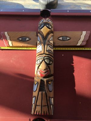 Totem Poll (wall mounted) for Sale in Covina, CA