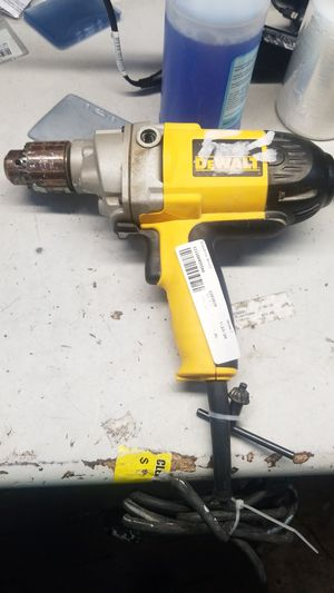 Dewalt heavy duty 1/2 inch drill driver for Sale in Jacksonville, FL