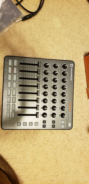 Novation launch control xl for Sale in Beverly Hills, FL