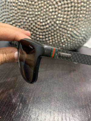 Authentic Gucci sunglasses polarized for Sale in Aventura, FL