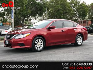2016 Nissan Altima for Sale in Corona, CA