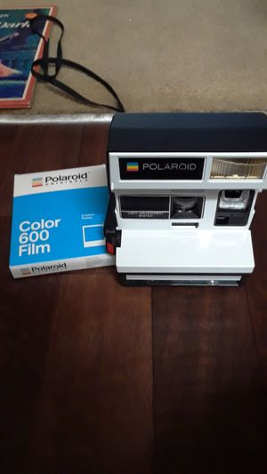 NEW IMPOSSIBLE Polaroid 600 for Sale in NEW PRT RCHY, FL