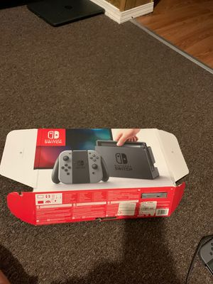Nintendo switch grey icons for Sale in Hamtramck, MI
