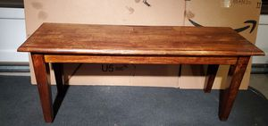 Vintage Antique Bench/coffee table. for Sale in Murray, UT