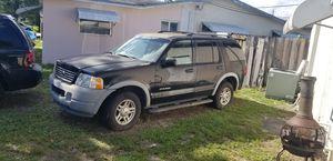 2002 Ford Explorer for Sale in Pembroke Pines, FL