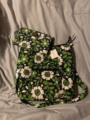 Vera Bradley bag and wallet for Sale in Elmhurst, IL